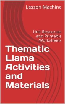 Thematic Llama Activities and Materials