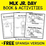 Martin Luther King Jr Book Activities