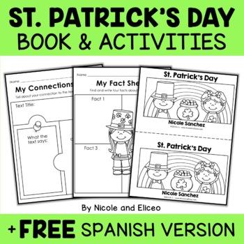 St Patricks Day Book Activities