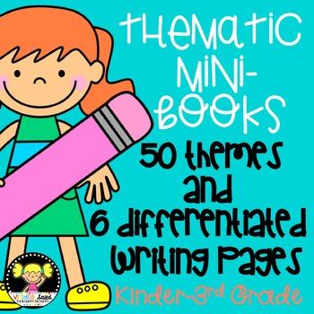 Thematic Mini-Books