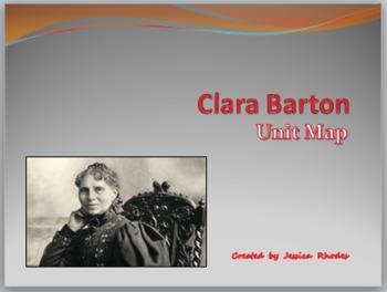 Thematic Unit Clara Barton (Lang. Arts, Social Studies, Sc
