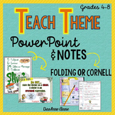 Theme PowerPoint and Notes