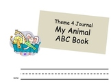 Theme 3 Animals Journal