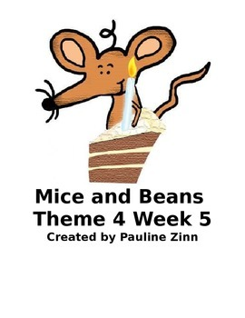 Theme 4 Week 5 Mice and Beans