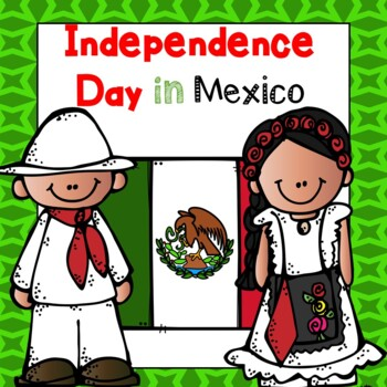 Mexican Independence Day {Theme Based Activities}