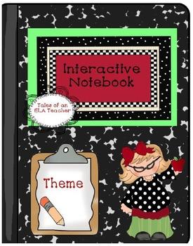 Theme ~ Interactive Notebook