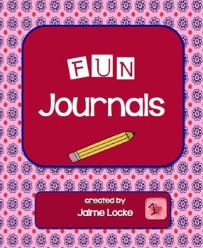 Theme Journals FREEBIE