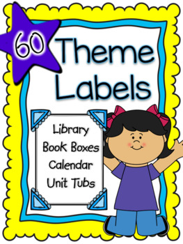 Theme Labels: An Organizational Tool