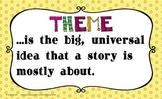 Theme Mini-Poster Set