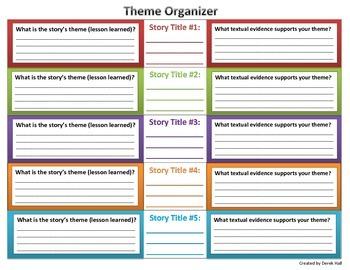 Theme Organizer