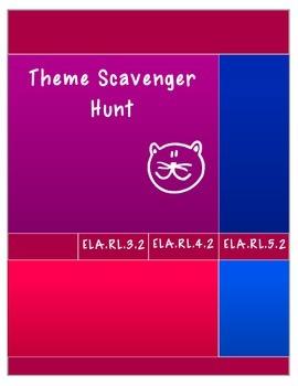 Theme Scavenger Hunt