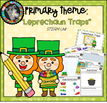 Primary STEM Theme - St. Pat's/Simple Machines/Engineering