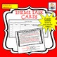 Theme Task Cards Set 2