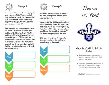 Theme Tri-fold