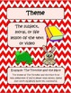 Theme and Summary-8th Grade Common Core/Ohio's New Learnin