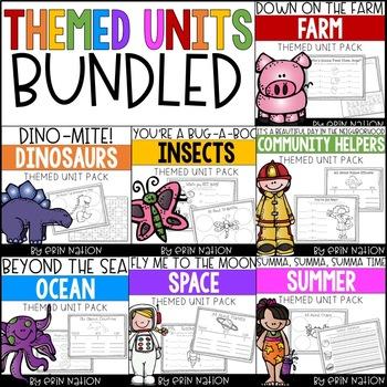 Themed Units Bundle