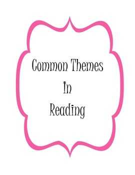 Themes in Reading