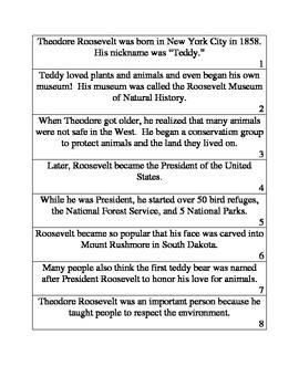 Theodore Roosevelt Center Book