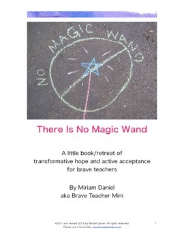 There Is No Magic Wand