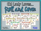 There Was An Old Lady... Roll & Cover Math Games