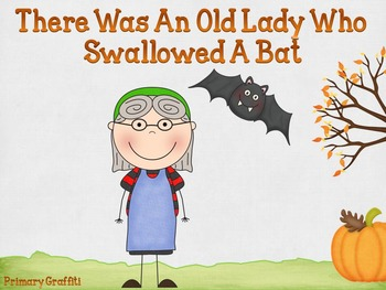 There Was An Old Lady Who Swallowed A Bat {Sub Tub}