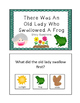 "Story Questions for ""There Was An Old Lady Who Swallowed A Frog"""