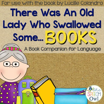 There Was An Old Lady Who Swallowed Some Books: Language C