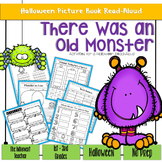 There Was An Old Monster: No Prep Halloween Read-Aloud Act