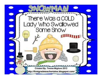 There Was a Cold Lady Who Swallowed Some Snow - Everything