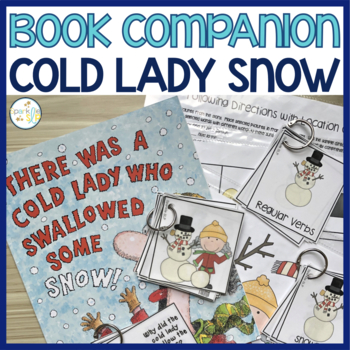 There Was a Cold Lady Who Swallowed Some Snow Language Boo