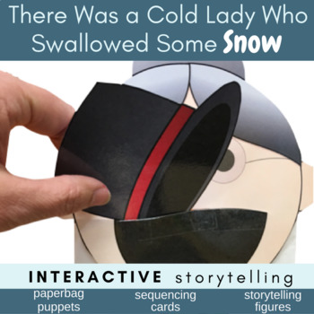 There Was a Cold Lady Who Swallowed Some Snow (Story Tell,