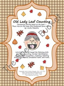 There Was an Old Lady Who Swallowed Some Leaves – Leaf Cou