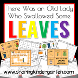 There Was an Old Lady Who Swallowed Some Leaves Literacy