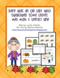 There Was an Old Lady Who Swallowed Some Leaves Mini Math