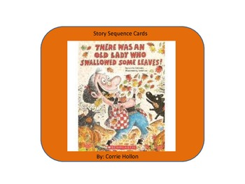 There Was an Old Lady Who Swallowed Some Leaves! - Story S