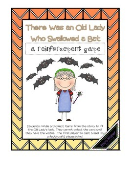 There Was an Old Lady Who Swallowed a Bat: A Reinforcement