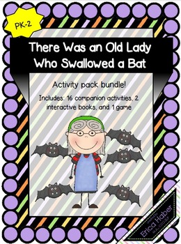 There Was an Old Lady Who Swallowed a Bat: Bundled So You Save!