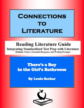 There's a Boy in the Girl's Bathroom-Reading Literature Guide
