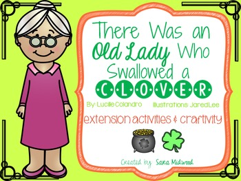 There was an Old Lady Who Swallowed A Clover