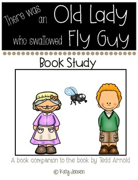 There was an Old Lady Who Swallowed Fly Guy