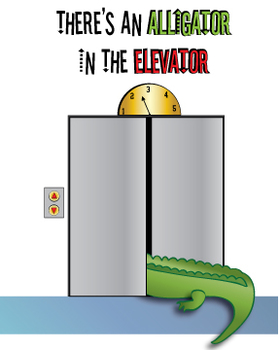 THERE'S AN ALLIGATOR IN THE ELEVATOR: Common Chords