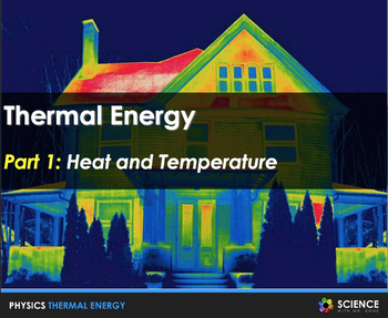 Thermal Energy: Heat, Temperature, Conduction, Convection,