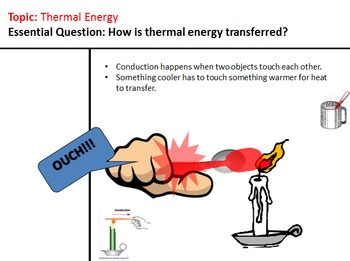 Thermal Energy Science Stations