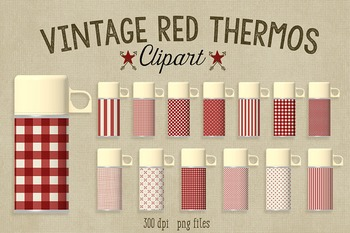 Thermos Clipart