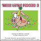 These Little Piggies Cartoon Clipart Vol. 3