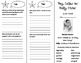 They Called Her Molly Pitcher Trifold - Journeys 5th Grade