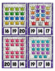 They Sparkle ~ Crown Counting to 20 Clip Cards Math Center