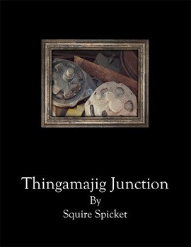 """""""Thingamajig Junction"""" Performance Package (Music, Script,"""