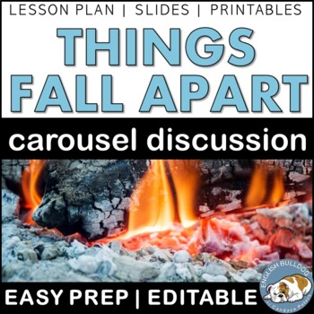 Things Fall Apart Pre-reading Carousel Discussion