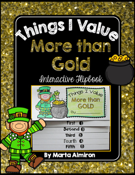 Things I Value More Than Gold {St. Patrick's Day Activities}